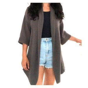 Cozy oversized cardigan sz. S